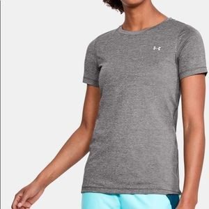 Under Armour Fitted Heat Gear T-shirt